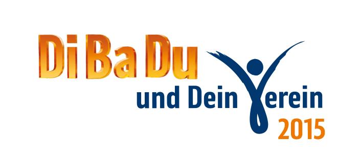 """Logo der Aktion """"DiBaDu und Dein Verein"""""""