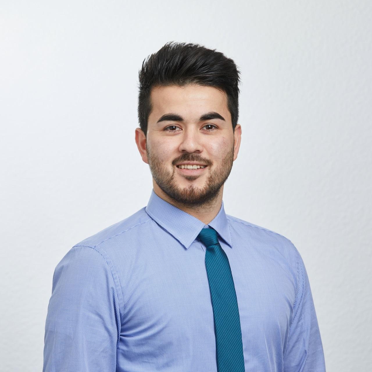 Kuratoriumsmitglied Obeid Muradi
